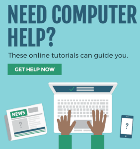computer tutorials link Opens in new window
